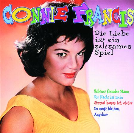 Connie Francis - Lass Mir Die Bunten Traume - Zortam Music