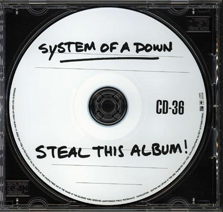 System Of A Down - Unknown Album (3/28/2003 9:50:13 PM) - Zortam Music