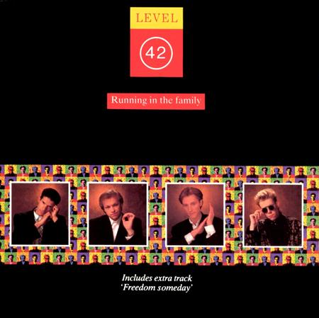 Level 42 - Running in the Family - Lyrics2You