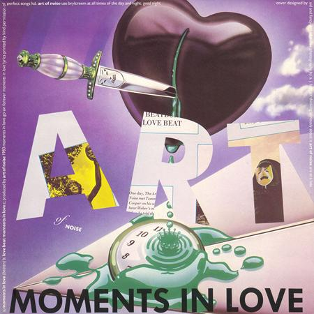 Art Of Noise - Moments In Love (EP) - Zortam Music