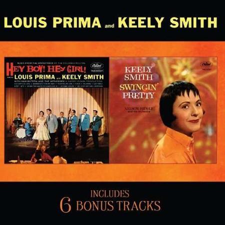 Louis Prima - Hey Boy! Hey Girl! Swingin