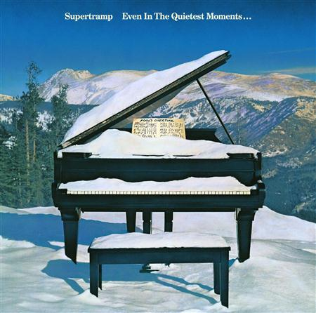 Supertramp - Even In The Quietest Moments... - A&M SP-4634 - Lyrics2You