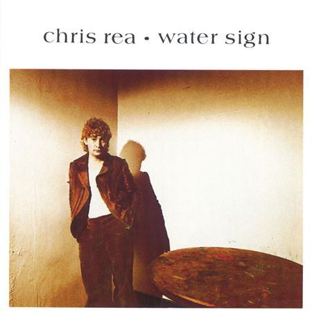 Chris Rea - Water Sign (Magnet) - Zortam Music