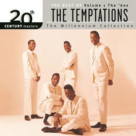 The Temptations - Knuffel - 60