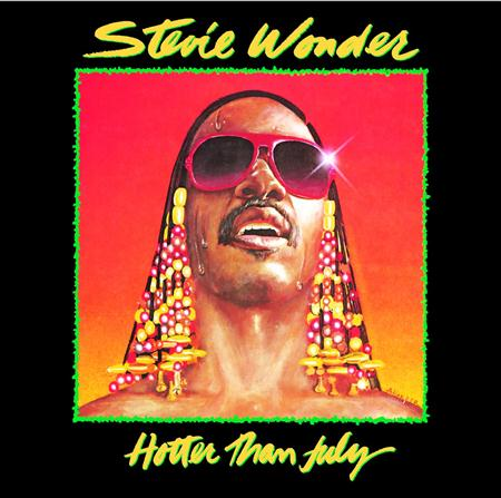 Stevie Wonder - Hotter Than July (Digipak) - Zortam Music