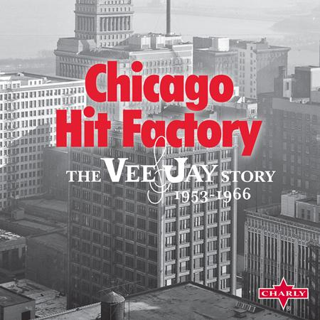 The Beatles - Chicago Hit Factory - The Vee-Jay Story 1953-1966 - Zortam Music