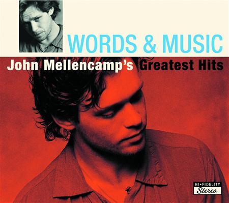 John Mellencamp - Words And Music- John Mellencamp