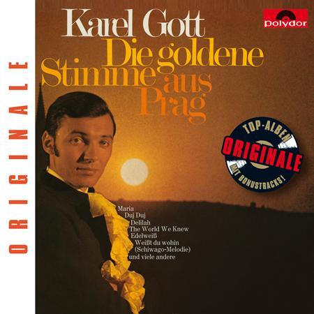Karel Gott - Die Goldene Stimme Aus Prag - Zortam Music