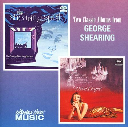 George Shearing - Two Classic Albums From George Shearing - Zortam Music