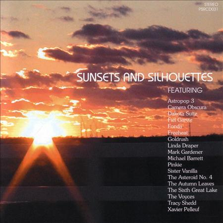 Various Artists - Sunsets And Silhouettes - Zortam Music