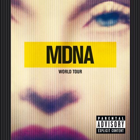 Madonna - MDNA World Tour [Live] [Disc 1] - Zortam Music