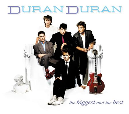 Duran Duran - The Biggest And The Best [disc 1] - Zortam Music