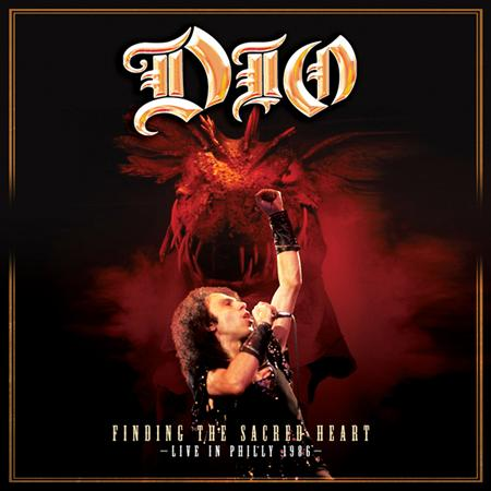 Dio - Finding the Sacred Heart: Live in Philly 1986 - Zortam Music