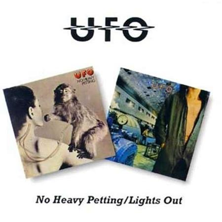 Ufo - No Heavy Petting/lights Out - Zortam Music