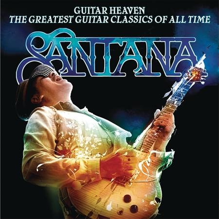 Santana - Guitar Heaven - The Greatest Guitar Classics Of All The Time CD + DVD - Zortam Music
