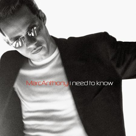 Marc Anthony - I Need To Know lyrics - Zortam Music
