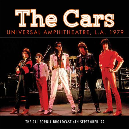 The Cars - Universal Amphitheatre, L.A. 1979 [Live] - Zortam Music