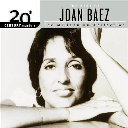 Joan Baez - 20th Century Masters The Millennium Collection - The Best Of Joan Baez - Zortam Music