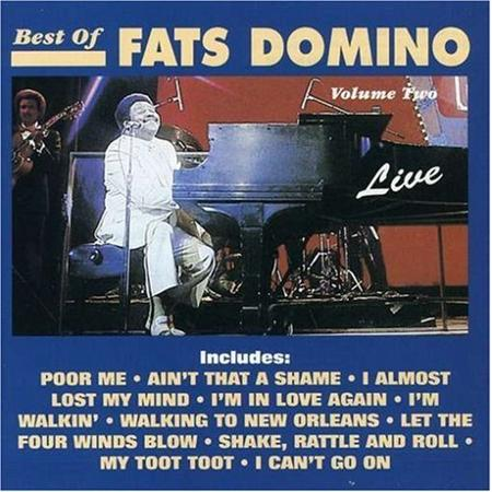 Fats Domino - Best Of Fats Domino - Volume 2 Live - Zortam Music