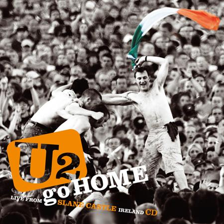 U2 - U2 Go Home Live From Slane Castle, Ireland [disc 1] - Zortam Music