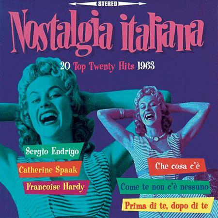 Edoardo Vianello - Nostalgia Italiana - 1963 - Zortam Music