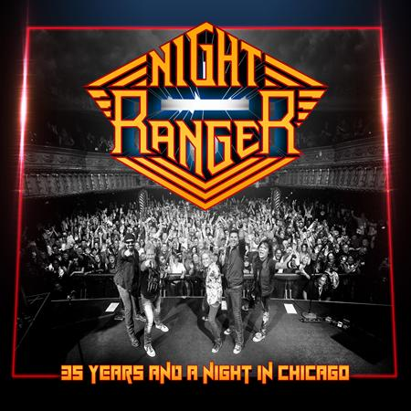 NIGHT RANGER - 35 Years and a Night in Chicago Disc 1 - Zortam Music