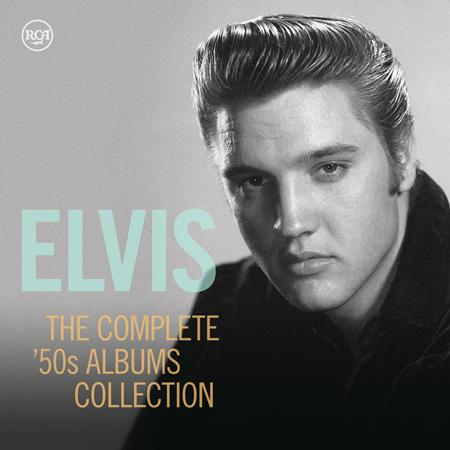 Elvis Presley - The Complete 50s Albums Collection - Zortam Music