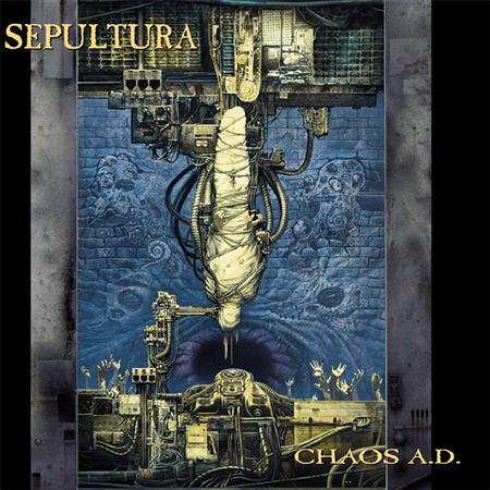Sepultura - Chaos A.D. (1996 Remastered) - Zortam Music