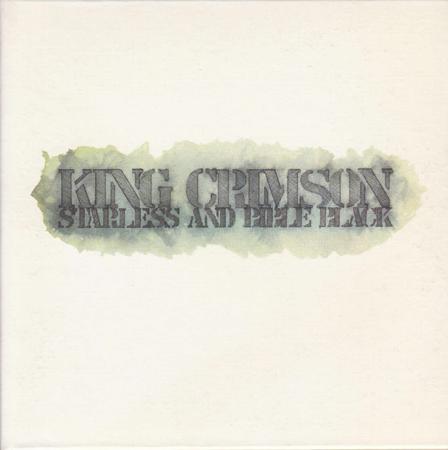 King Crimson - Starless And Bible Black [EGCD 12] - Zortam Music