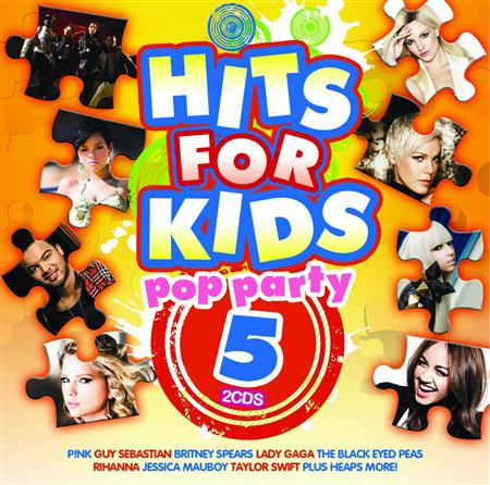 Kelly Clarkson - Hits For Kids Pop Party 5 [disc 1] - Zortam Music