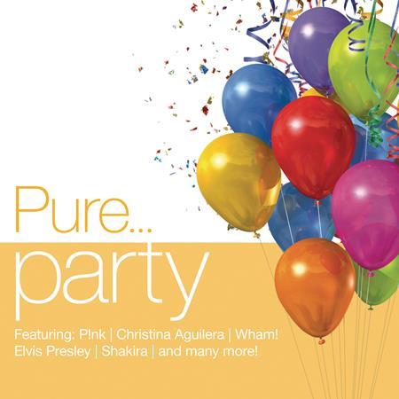 Shakira - Pure... Party WEB - Zortam Music