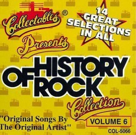 Various Artists - The History Of Rock - Volume 6 - Zortam Music