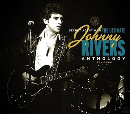 Johnny Rivers - Secret Agent Man The Ultimate Johnny Rivers Anthology 1964 - 2006 [disc 1] - Zortam Music