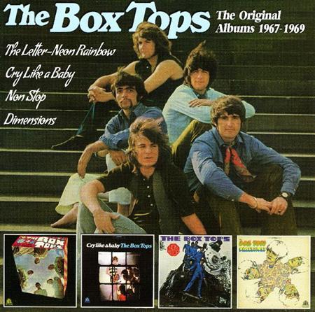 The Box Tops - The Original Albums 1967-1969 [disc 1] - Zortam Music