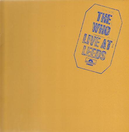 The Who - Live At Leeds [disc 1] - Zortam Music