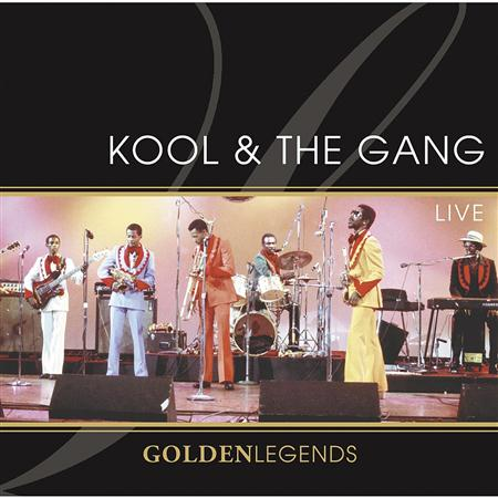 021 - Golden Legends Kool And The Gang Live - Zortam Music