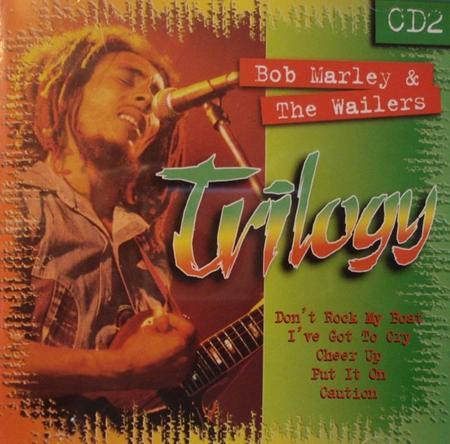 Bob Marley & The Wailers - Trilogy [disc 2] - Zortam Music