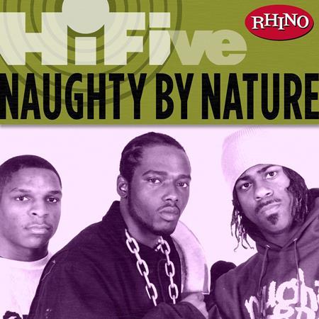 NAUGHTY BY NATURE - Rhino Hi-five Naughty By Nature (EP) - Zortam Music