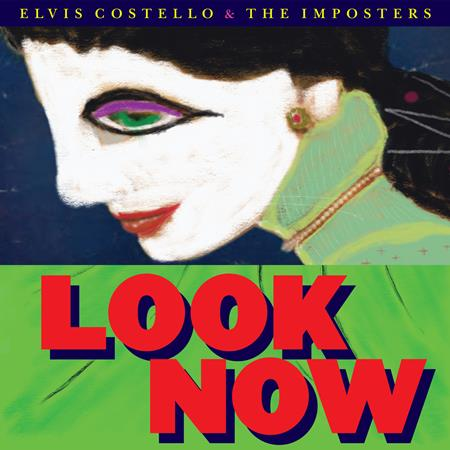 Elvis Costello - Look Now - Zortam Music