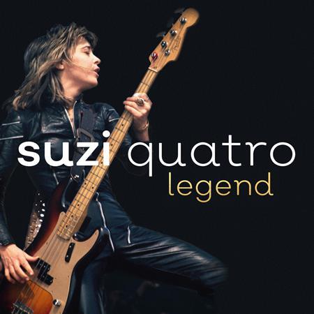 Suzi Quatro - The Best Of Suzi Quatro Legend - Zortam Music