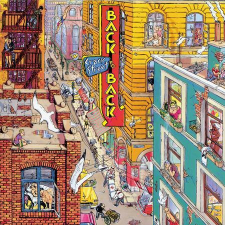 Back To Back - Crackstreet - Zortam Music