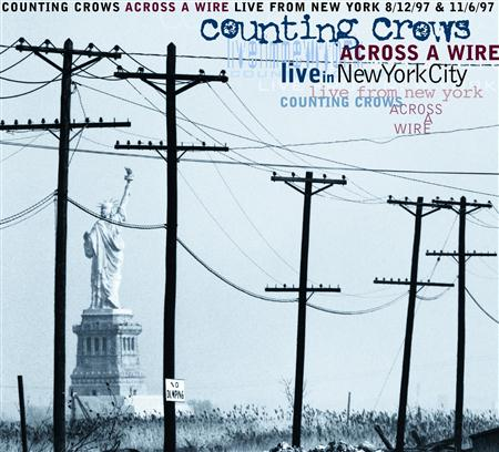 Counting Crows - Across A Wire Live In New York City [disc 2] - Zortam Music