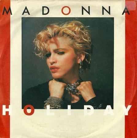 Madonna - Holiday - Zortam Music