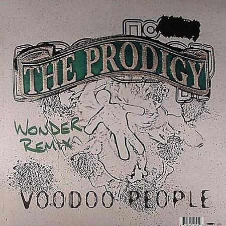 The Prodigy - Voodoo People - Out Of Space (Single) [Vinyl 12