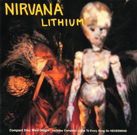 Nirvana - Lithium (CD-Single) - Zortam Music