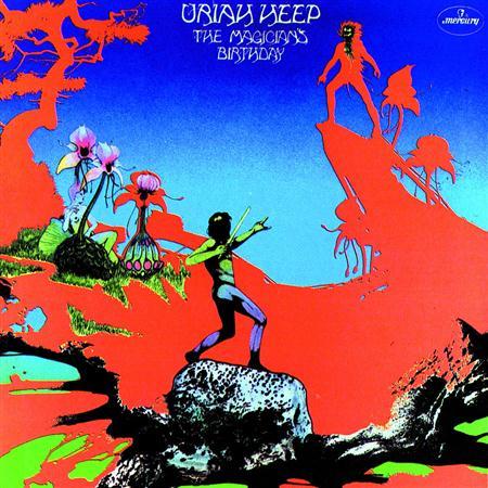 Uriah Heap - The Magician