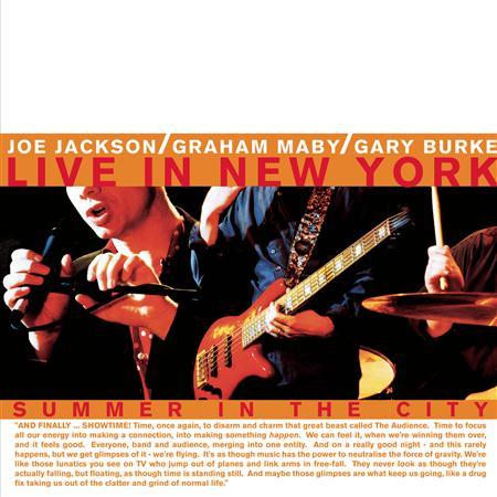 Joe Jackson - Summer In The City (Live In Ne - Zortam Music