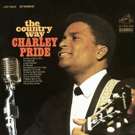 Charley Pride - The Country Way - Zortam Music