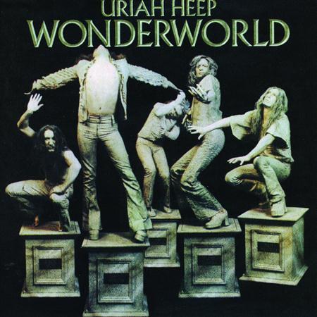 Uriah Heap - Wonderworld - Zortam Music