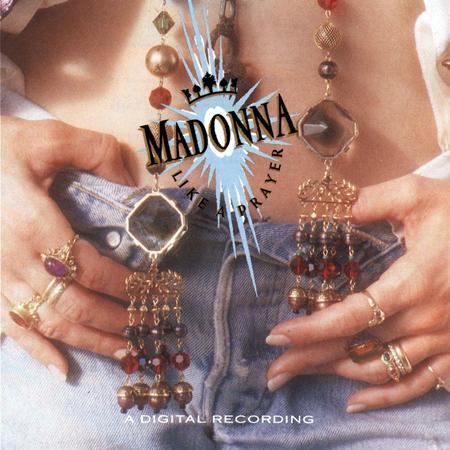 Madonna - Like A Prayer (Japan) - Zortam Music